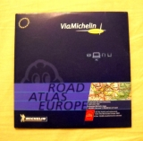 CD Michelin Autoatlas Evropa ViaMichelin - 2003