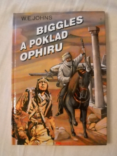 William Earl Johns - Biggles a poklad Ophiru - 2001