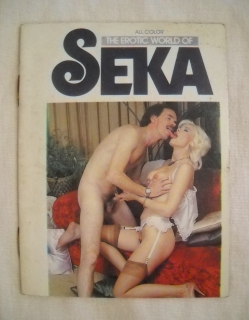 The Erotic World of SEKA - All color