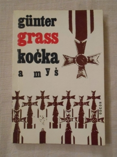 Günter Grass - Kočka a myš - Odeon 1968