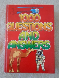 Elizabeth Hardy - 1000 Questions and Answers - 1974